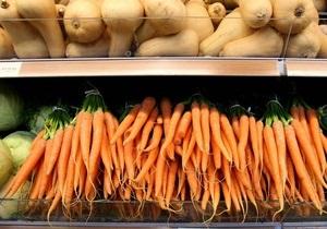 Росія зупинила завезення українських овочів та фруктів - ЗМІ