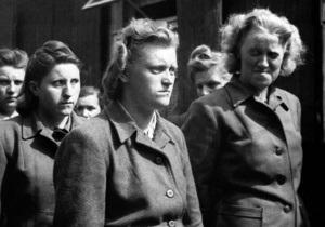 Концтабори - нацисти - проституція