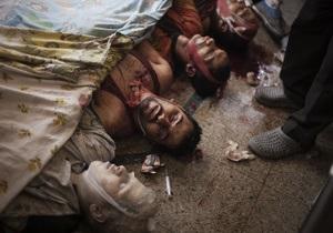 Тимчасовий віце-президент Єгипту подав у відставку через хвилю насильства