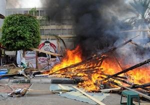 МЗС закликає українців утриматися від поїздок в Єгипет