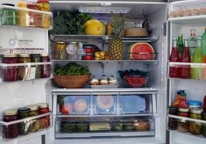 Експерти з'ясували, як температура в холодильнику впливає на термін придатності продуктів