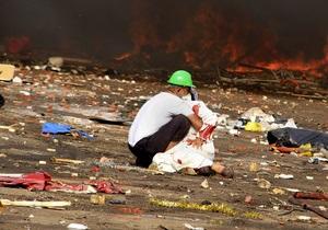 Єгипет - зіткнення - жертви