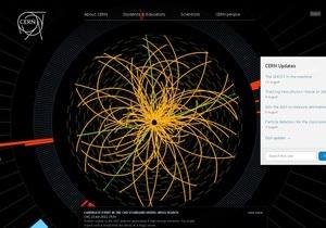 Новини науки - ЦЕРН: Користувачі інтернету зможуть взяти участь в експериментах ЦЕРН