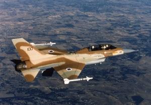 Ізраїль - Палестина - авіаудари
