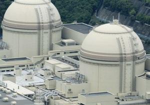 Японія - АЕС Оі закриють два останні реактори
