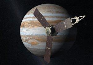 Новини науки - космос - Юпітер: Зонд Джуно вже на півдорозі до Юпітера