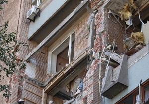 Новини Луганська - вибух газу - вибух - Вибух у Луганську: Постраждала дитина перебуває у комі, влада ініціює масові перевірки будинків