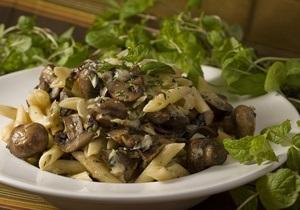 Рецепти страв з грибами