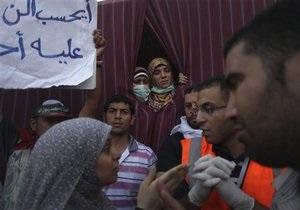 Єгипет - протести - Мурсі - прихильники