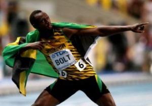 Легкая атлетика. Болт вернул себе звание чемпиона мира