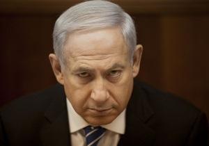 Ізраїль - Нетаньяху -  виписка з лікарні