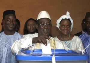 Новини Малі - вибори - У Малі завершено другий тур виборів президента