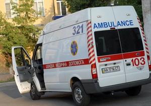 У центрі Луганська в багатоповерховому житловому будинку стався вибух