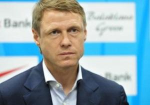 Главный тренер Севастополя подал в отставку ради чемпионата России