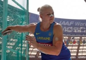 Українська легкоатлетка: Всі були в шоці, що я метала зі зламаним носом