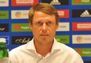 Тренер Севастополя может уехать в Россию