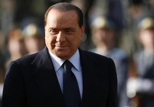 Незважаючи на судові тяжби, статки Берлусконі зросли на чверть - агентство