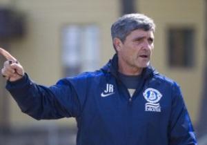 Тренер Днепра: У нашего соперника по Лиге Европы нет громкого имени