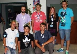На олімпіаді з астрофізики та астрономії українці завоювали чотири медалі