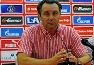 Тренер Црвены Звезды: Черноморец был лучше подготовлен