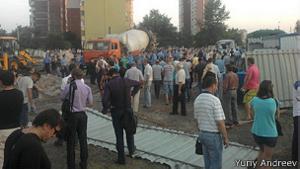Скандал із будівництвом на Троєщині: міліція порушила справу