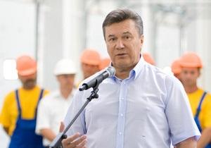 Янукович - охорона - змагання - тріатлон