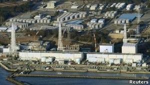 Фукусіма - радіоактивні стоки