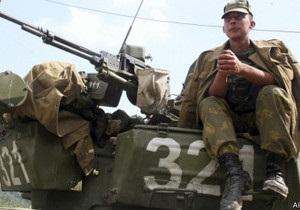 Росія і Грузія п ять років потому: ані війни, ані миру - ВВС Україна