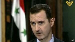 Сирія - обстріл кортежу Асада