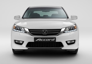 Корреспондент: Новий буржуа. Тест-драйв Honda Accord 2.4