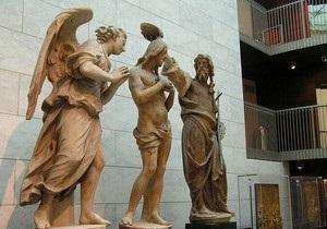 Флоренція - статуя - архангел