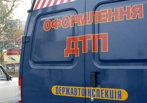 Новини Криму - ДТП - У Криму зіткнулися два автомобілі, постраждали мешканки Росії та Білорусі