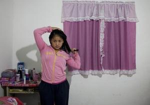 Венесуела - волосся - крадіжки