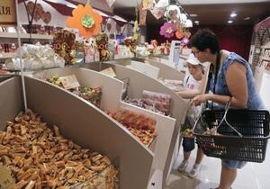 Переговоры об отмене запрета на поставки украинских конфет на официальном уровне до сих пор не начаты
