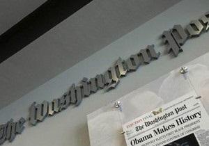 Керівник Amazon купив Washington Post за 250 мільйонів