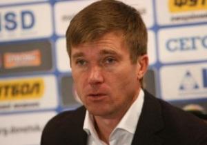 Донецкий Металлург отправил тренера в отставку - СМИ