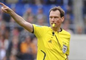 UEFA назначил на матч Металлист - ПАОК элитного арбитра