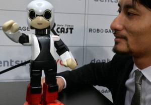 Японія запустила в космос першого розумного робота