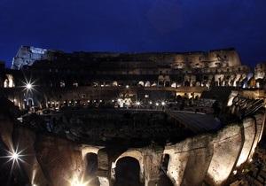Влада Риму захистить Колізей від автомобілістів