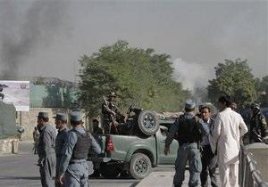 Теракт в Афганістані: жертвами вибуху біля консульства Індії стали діти