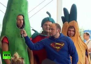 На Селігері Путін розповів  овочам , яким повинен бути громадянський протест
