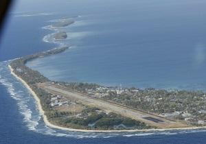 Тувалу - парламент - Єлизавета ІІ