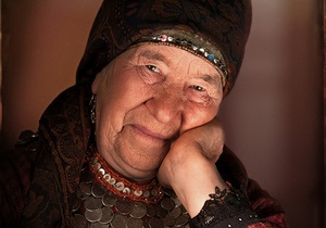 Бурановские бабушки - факел - Олімпіада-2014