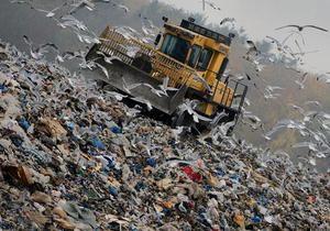 В українського уряду немає грошей на екологічну утилізацію пластика