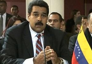 Венесуела - замах на президента