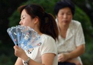 У Китаї вперше оголошена національна тривога через аномальну спеку