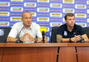 Тренер Черноморца: Буду доволен всем, что больше пяти мячей в нашу пользу