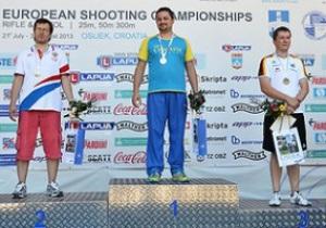 Золотой стрелок. Украинец выиграл золото на чемпионате Европы
