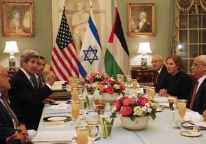 Ізраїль - Палестина - конфлікт - США