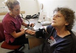 Кров яний тиск - старече недоумство - Люди з нестійким тиском схильні до старечого слабоумства - науковці
